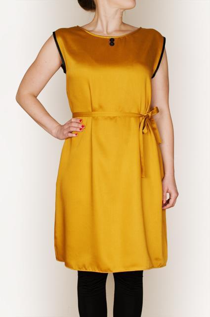 guldklänning nyår