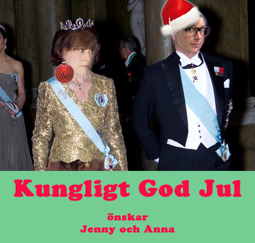 Kungligt God Jul