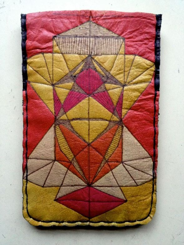 jenny vexala iphone case red skin