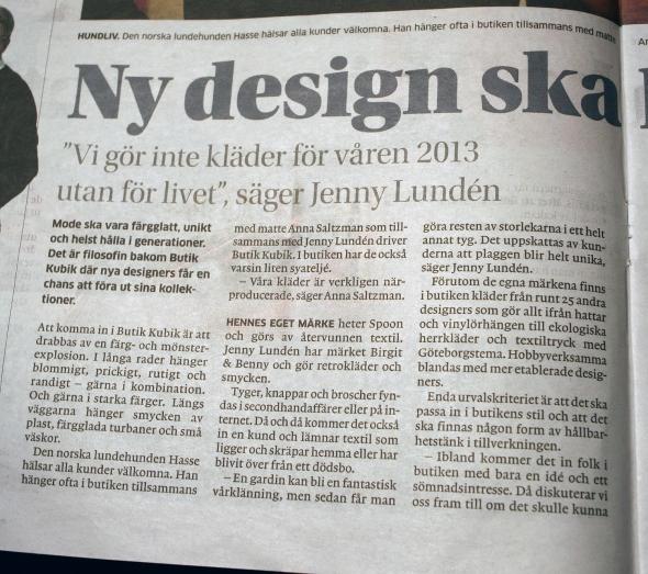 Göteborgsposten reportage