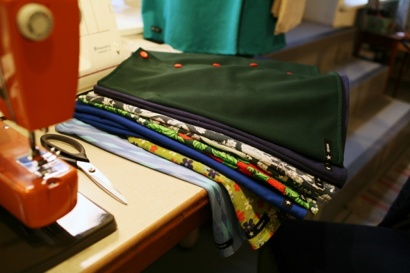 kjolar retro tillverkas