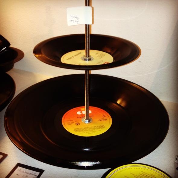 vinylskiva fat lili och sussie
