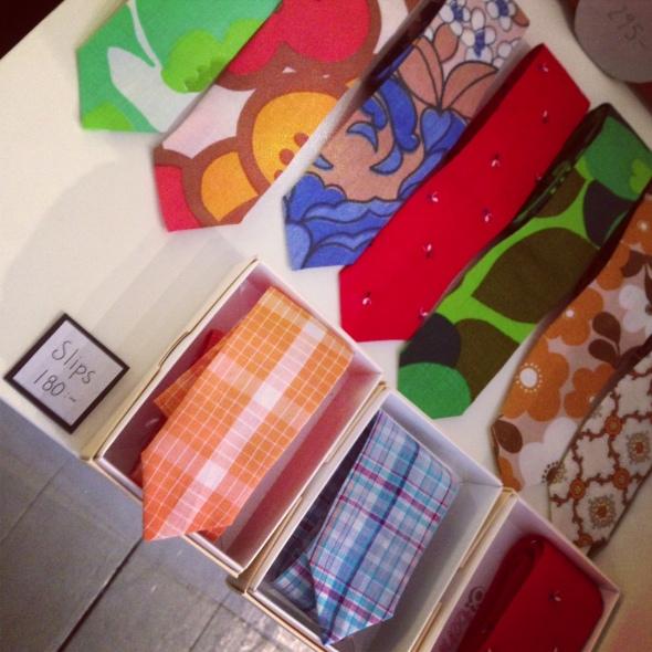 slips retro smal återvunnet vintage birgit och benny