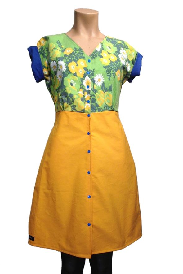 spooon klänning 70tal
