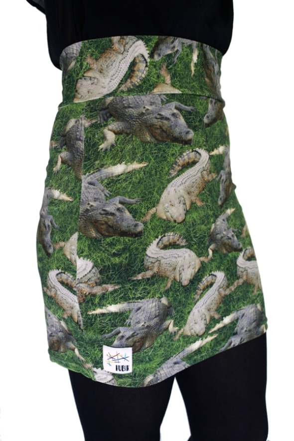 krokodil kjol
