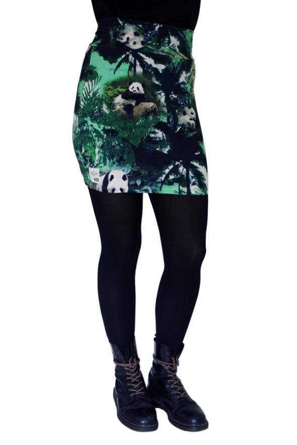 panda kjol butik kubik
